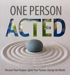 One Person Acted logo