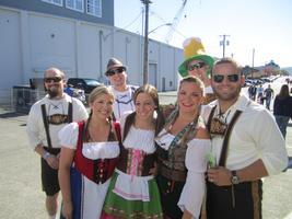 Anacortes Oktoberfest Bier on the Pier Oktober 4 & 5,...