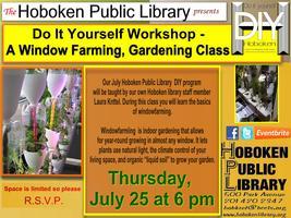 DIY Window Farming with Laura Knittel
