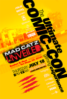 Mad Catz Unveiled Comic-Con