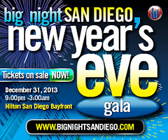 Big Night San Diego New Year's Eve Gala