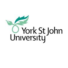 York St John University logo