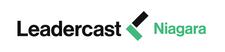 Leadercast Niagara logo