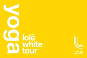 """Lolë White Tour""  -  Yoga à Paris"