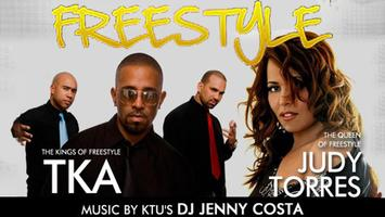 The Kings & Queens Of Freestyle TKA + JUDY TORRES DJ JENNY...