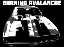 Burning Avalanche + The Sniffs + Cosmic Wolf