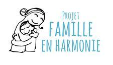 Projet famille en harmonie logo