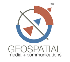 Geospatial Media and Communications logo