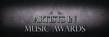 Artists In Music Awards logo