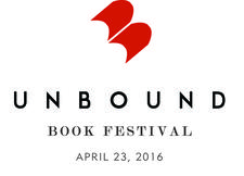 The Unbound Book Festival logo