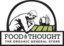FOOD & THOUGHT logo