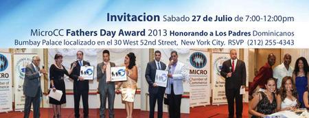 MicroCC Honran a Padres Dominicanos en New York