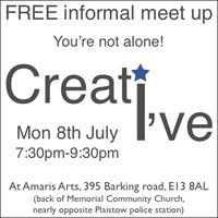 Informal Creat-I've meet-up