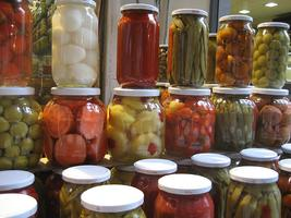 Live culture & fermented foods
