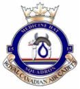 Medicine Hat Air Cadet Sponsorship Committee logo