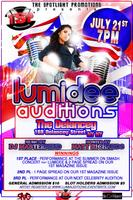 The Spotlight Promotions Presents: Lumidee Auditions