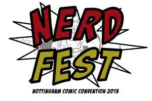 Nerd Fest Comic Con 2013, Nottingham
