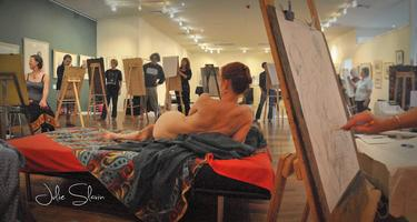 Life Drawing Studio