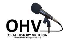 Oral History Victoria logo