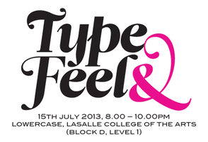 """Type & Feel - Making Creative Choices with Your Gut""..."