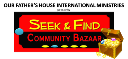 SEEK & FIND Community Bazaar