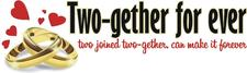 Twogether For Ever logo