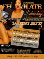 Leo's Celebrate- Chocolate City Bay Area Saturday July...