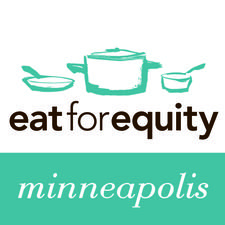 Eat for Equity Minneapolis logo