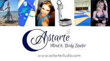 Astarte Mind & Body Studio logo