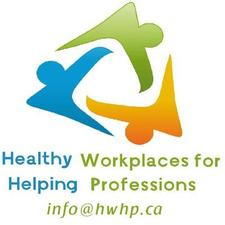 Healthy Workplaces for Helping Professions Project (HWHP) logo