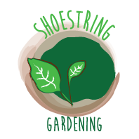Shoestring Gardening logo