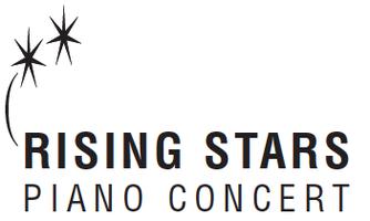 Rising Stars Piano Concert