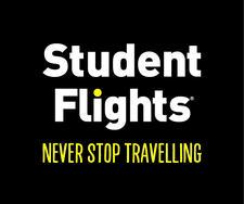 Student Flights logo