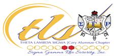 Theta Lambda Sigma Chapter of Sigma Gamma Rho Sorority, Inc logo