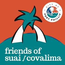 Friends of Suai / Covalima logo