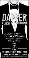 DAPPER: A Formal Hollywood Affair