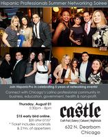 SUMMER NETWORKING SOIREE