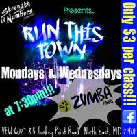 "ZUMBA® FITNESS ""Run This Town"" Event"