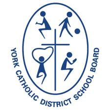 York Catholic District School Board logo