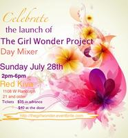 The Girl Wonder Project Launch Party