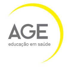 AGE - Educação em Saúde logo