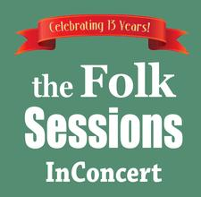 The Folk Sessions logo