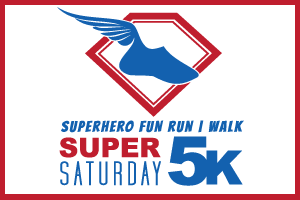 Super Saturday 5K | SUPERHERO FUN RUN/WALK | Union...