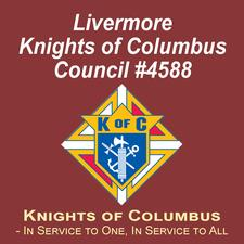 Livermore Knights of Columbus, Council #4588 logo