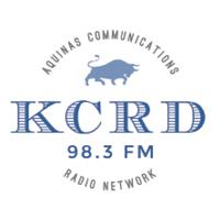Aquinas Communications | FM 98.3 KCRD logo