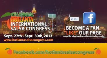 4th Hotlanta International Salsa Congress, 2nd Annual...