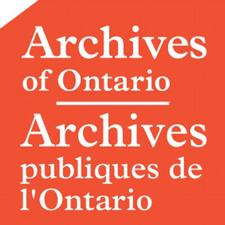 Archives of Ontario logo