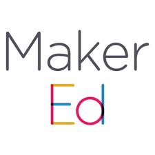 Maker Ed logo