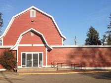 Okanagan Mission Hall logo