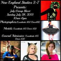 New England Studios July Group shoot